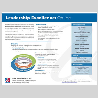 Module - ODLS Leadership Excellence