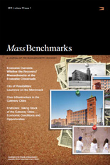 Benchmarks 2013 - Volume 15 Issue 1