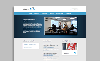CareerWorks Website