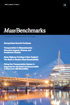 Image Zakim Bridge on journal cover.